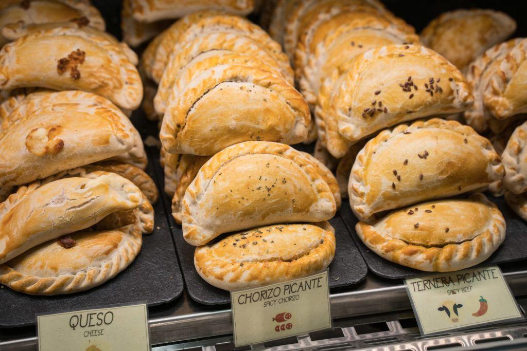What To Eat In Madrid: Empanadas