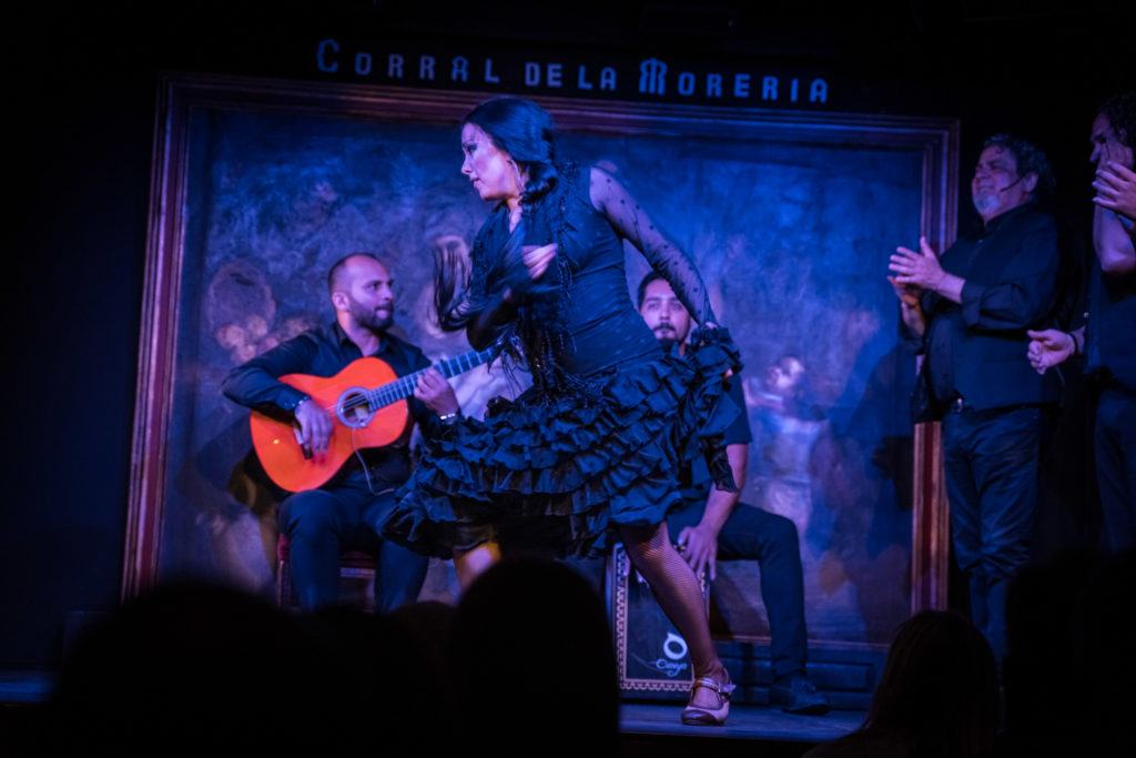 Flamenco Restaurant Madrid: Corral de la Morería