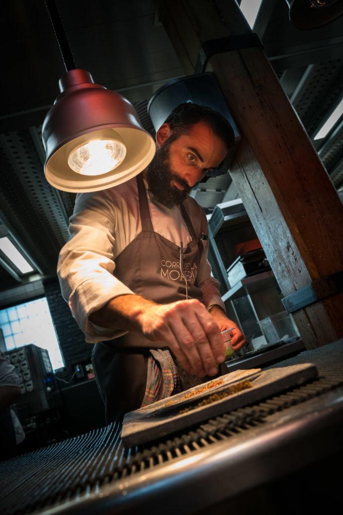 Madrid Food Guide | Flamenco Restaurant Madrid: In The Kitchen Corral de la Morería
