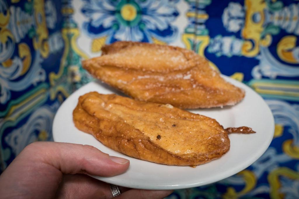Torrijas (Spanish Style French Toast)