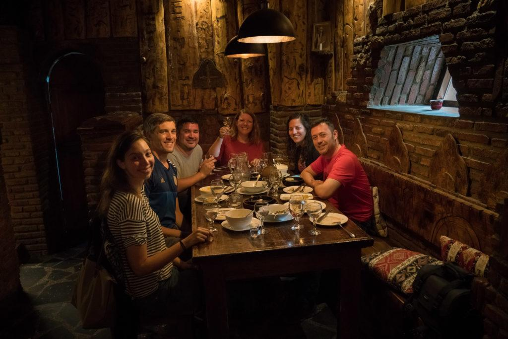 Our Svaneti Tour Group with Jayway Travel