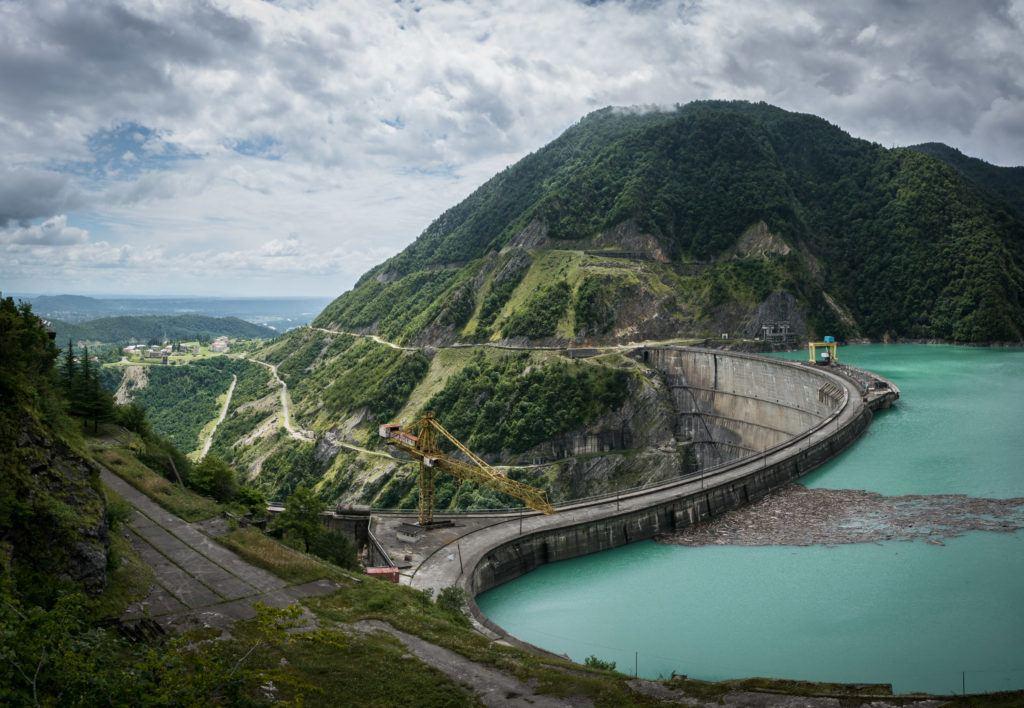 Enguri Dam (Samegrelo-Zemo Svaneti)