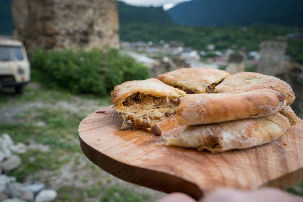 Kubdari: Traditional Food of Svaneti Georgia