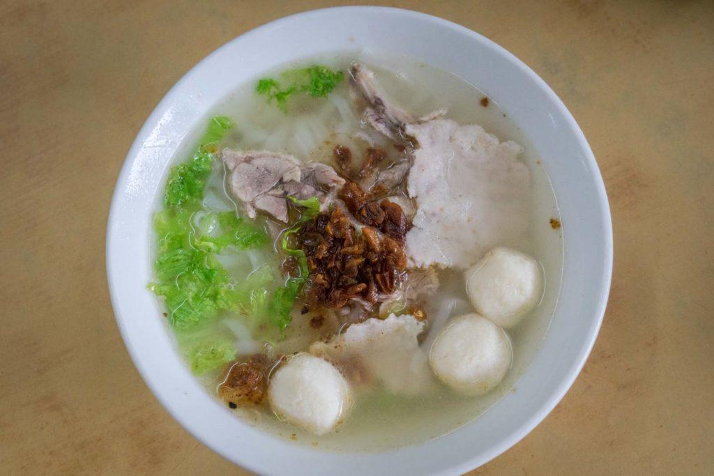 Koay Teow Th'ng - best restaurants in Penang - Penang Food