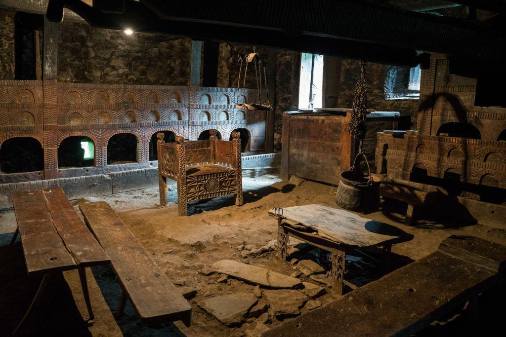 Mestia Georgia: Margiani's House Museum