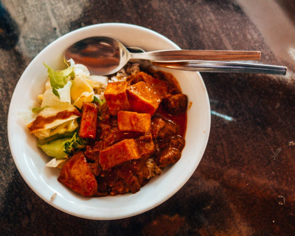 Rendang - Penang famous Food - what to eat in Penang