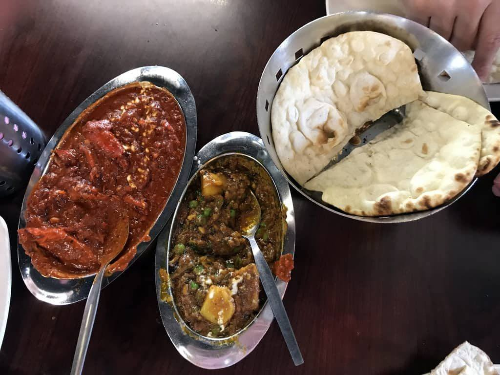 Aloo Mutter - Penang Food - Discover the Best Food In Penang + Penang Street Food