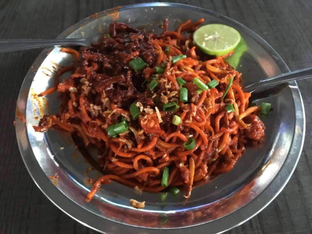 Mee Goreng - Penang famous Food - what to eat in Penang