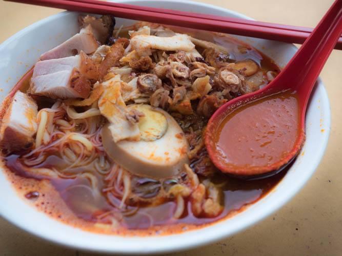 Hokkien Mee - Penang famous Food - what to eat in Penang