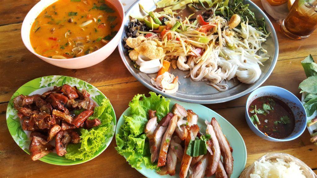 thai cooking class chiang mai - cooking school chiang mai
