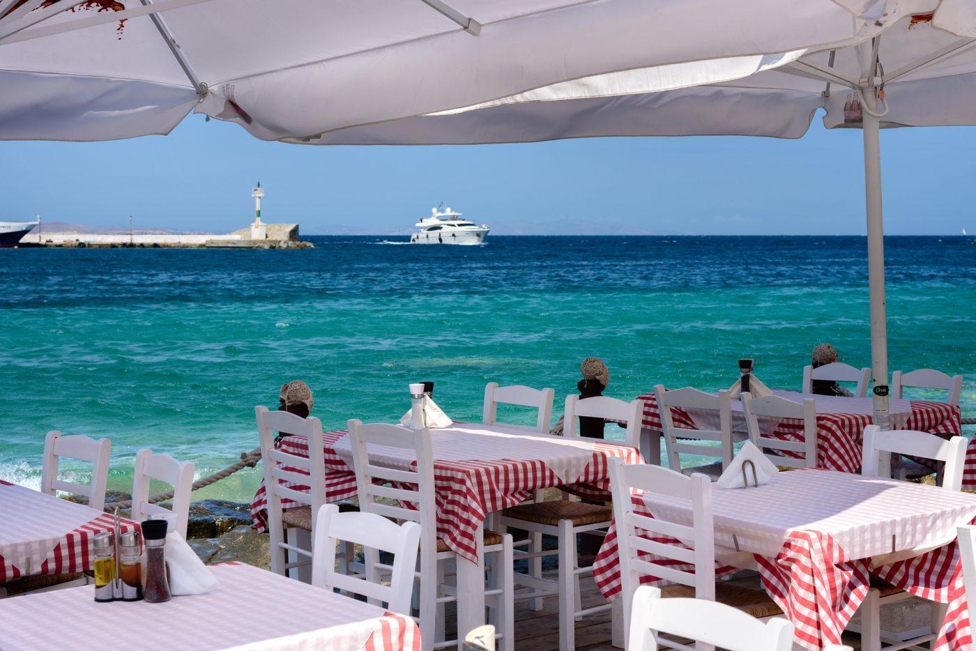 Best Restaurants Mykonos - Mykonos Restaurant Guide