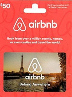 Airbnb gift card - gifts for friends going travelling - travel gifts for women