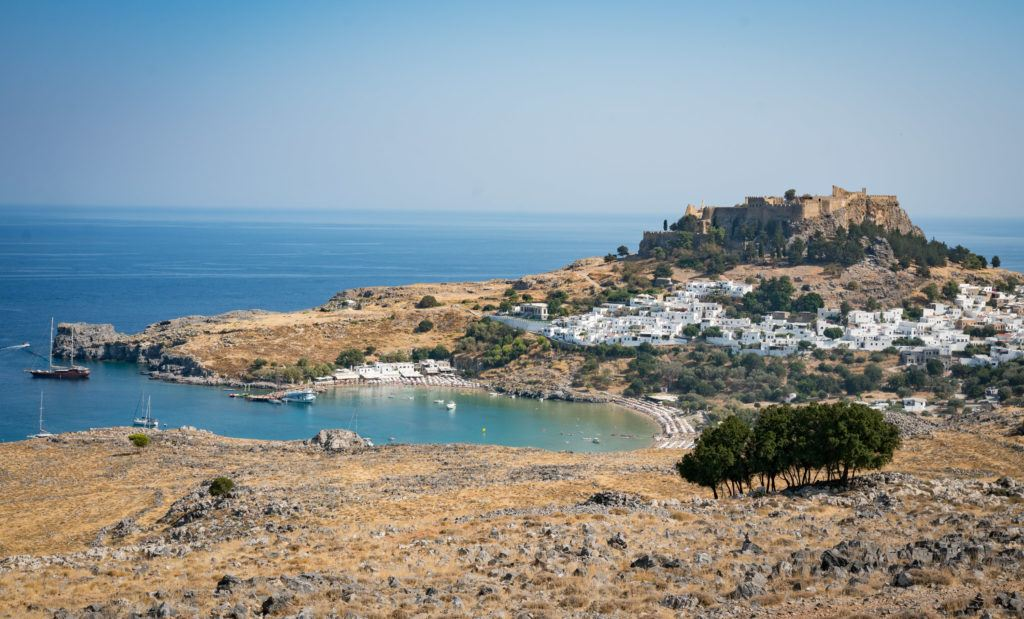 Places To Visit In Rhodes: Lindos