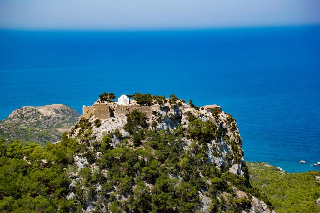 Places To Visit In Rhodes: Monolithos Fortress