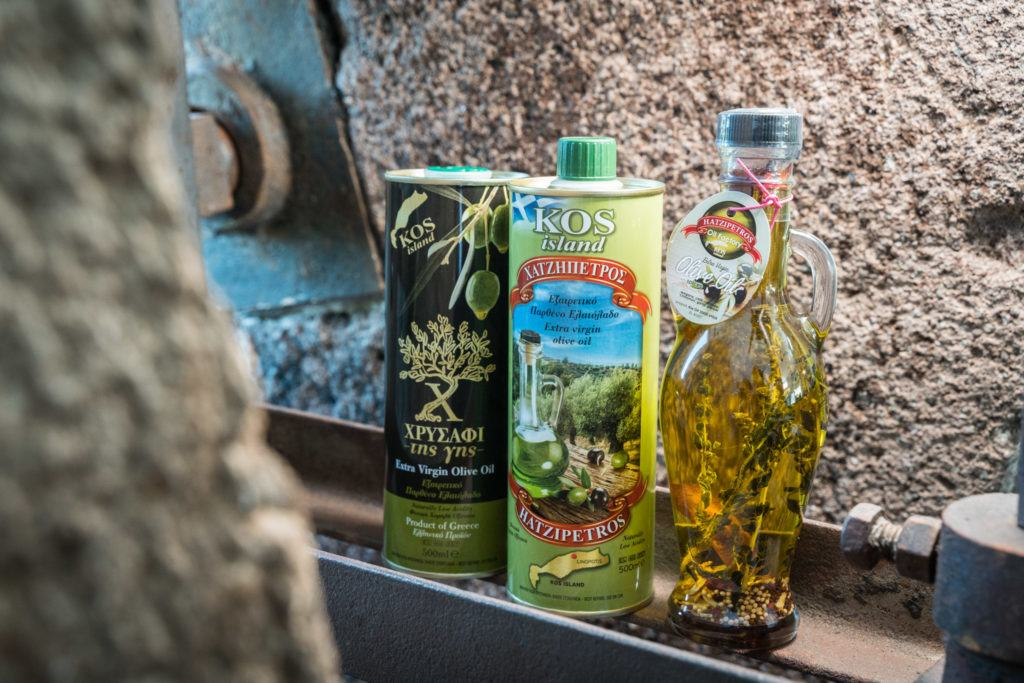 Things To Do In Kos: Visit Hatzipetros Olive Oil factory