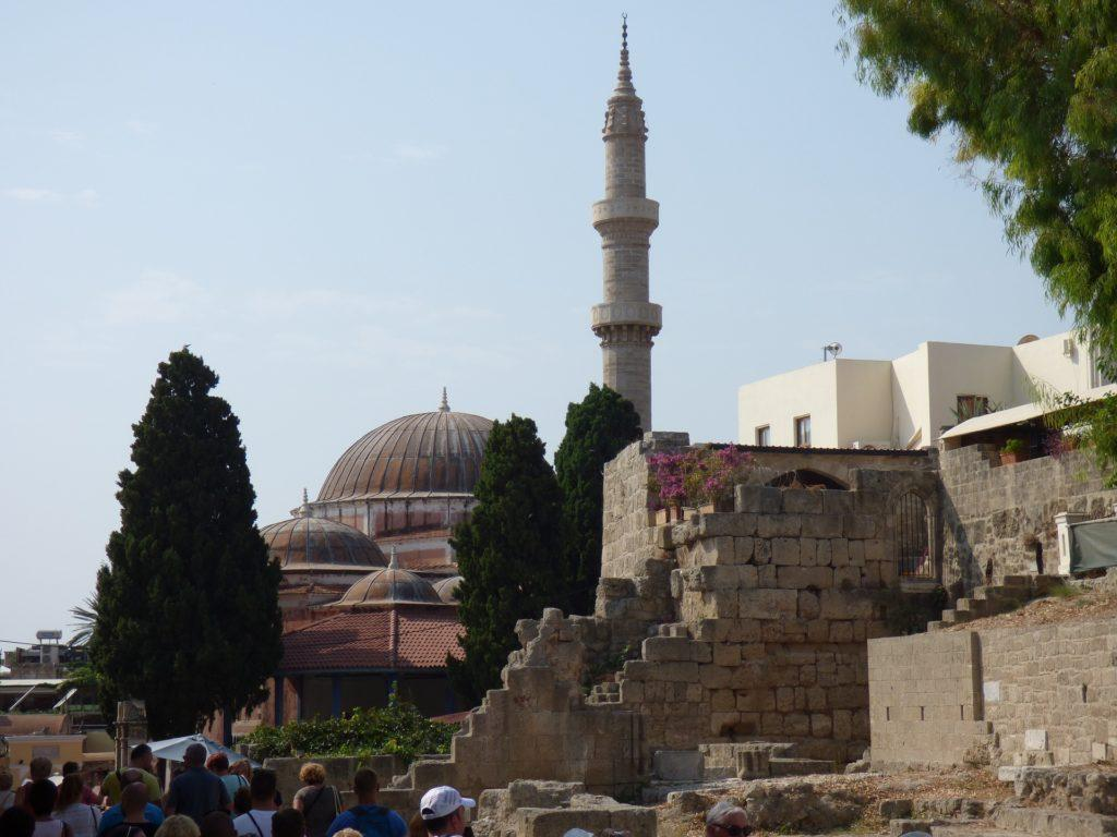 Things To See In Rhodes Town: Suleiman Mosque