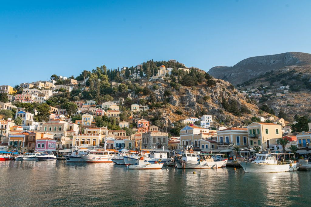 Rhodes Old Town Map | Things To Do In Rhodes Town: Boat Day trip To Symi Island