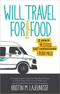 Vegan Travel Book - Vegan Presents - Vegan Gifts