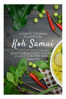 Discover the tasty world of Thai Cooking Classes in Koh Samui. Book a Koh Samui cooking class to learn and make the wonderful flavors of Thai cuisine.