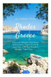 Discover Rhodes Old Town Attractions, Food Guide & Daytrips with Our Rhodes Old Town Map (Interactive) & Rhodes City Guide. 25+ Things To Do In Rhodes Town