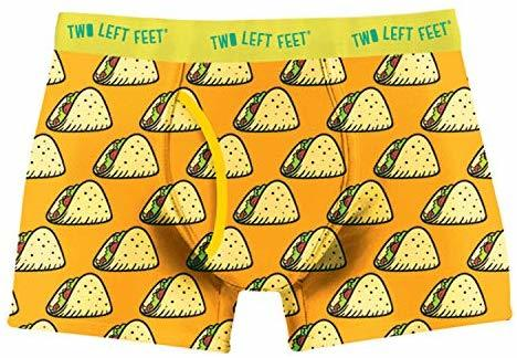 Taco Underwear - food gifts for men  - cooking gifts for him