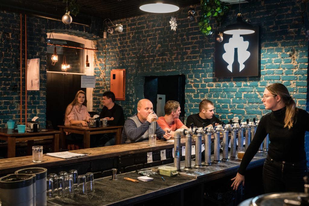 Vilnius Craft Beer Bars: Lokal