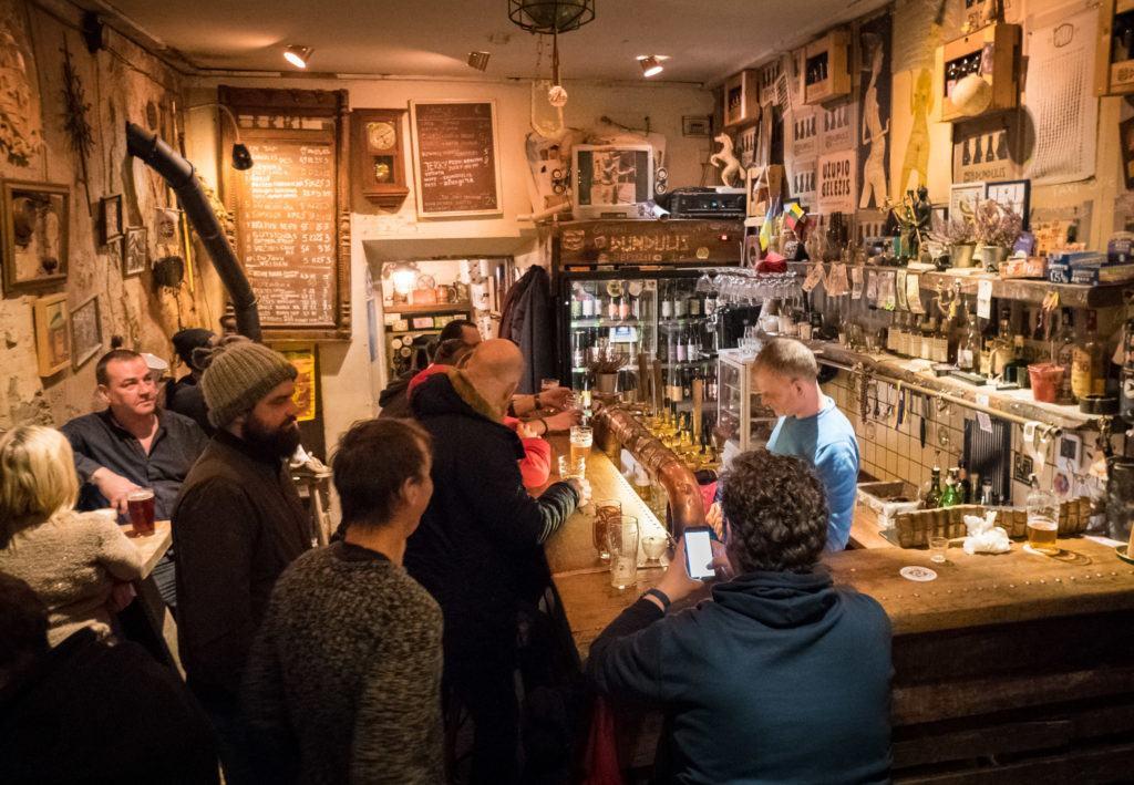 Best Bars In Vilnius | 12 Craft Beer Vilnius Bars (Lithuania): Špunka