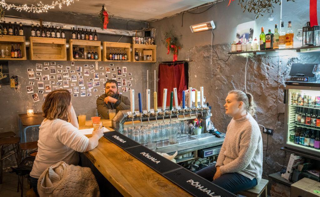 Hidden Craft Beer Bars in Vilnius: Prohibicija